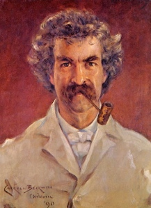 Ratespiel: Mark Twain oder Thomas Magnum?