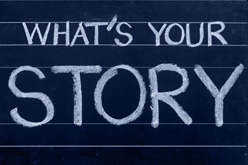 Wer bin ich, oder: Die persönliche Autorengeschichte