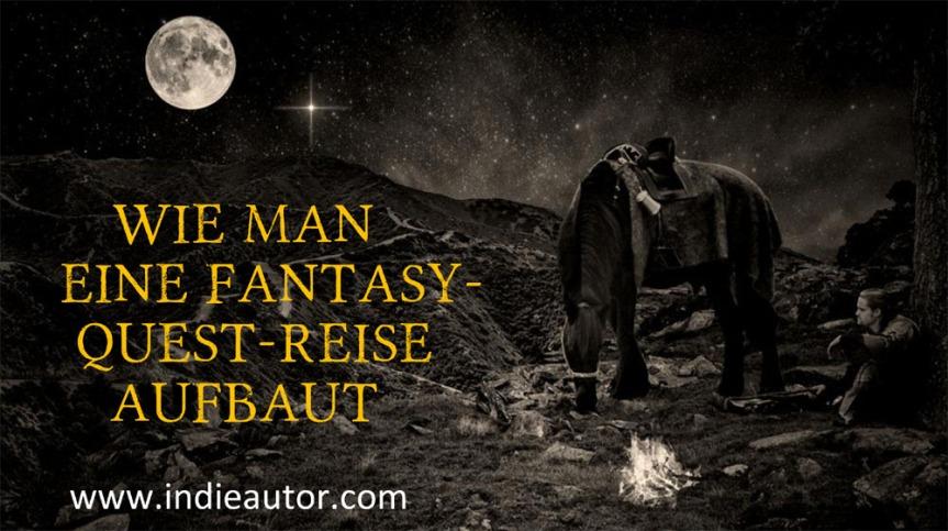 Wie man eine Fantasy-Quest-Reise aufbaut